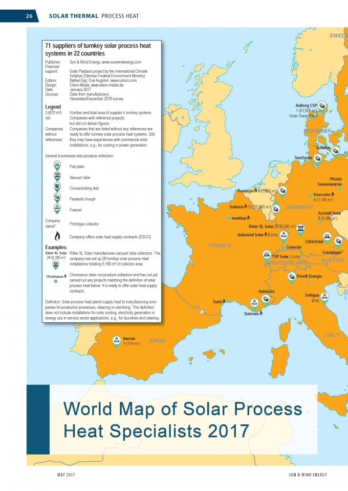 Tvp solar tvp considered solar process heat player sun wind more than half of them manufacture their own collectors parabolic trough systems offered by 18 manufacturers are the most common gumiabroncs Gallery