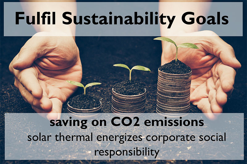 Fulfil Sustainability Goals