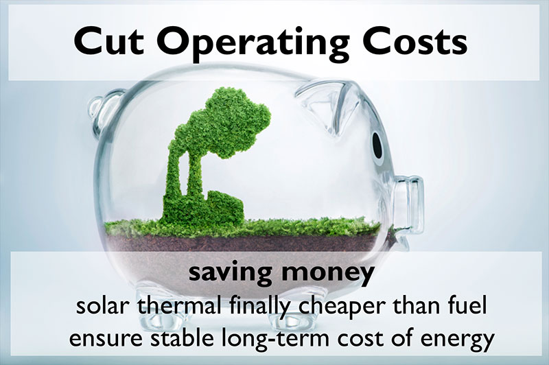 Cut Operating Costs