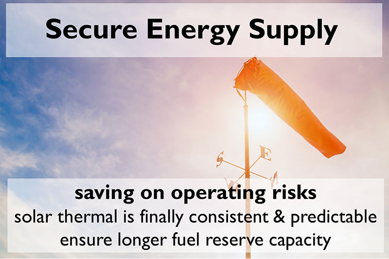 Secure Energy Supply